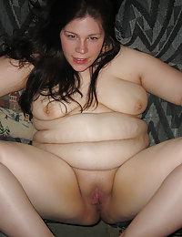 bbw brunette